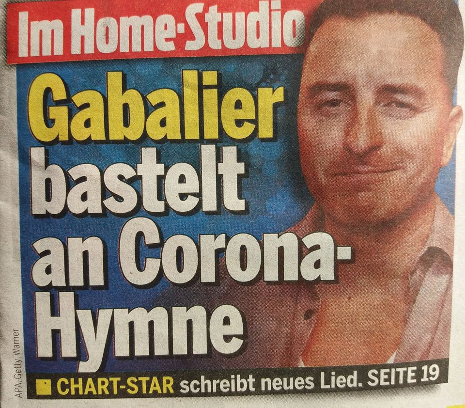 Corona Hymne